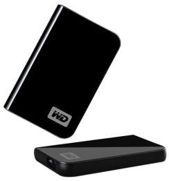 HDD externí Western Digital MyPassport 160GB, 2,5