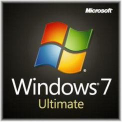 Software Microsoft Windows 7 Ultimate 32-bit CZ OEM DVD - 1pk