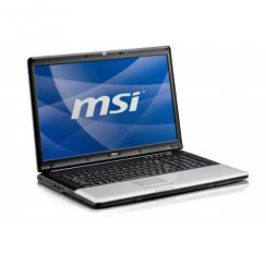 Ntb MSI CR700-220XCZ T3100/3GB/320G/17,3